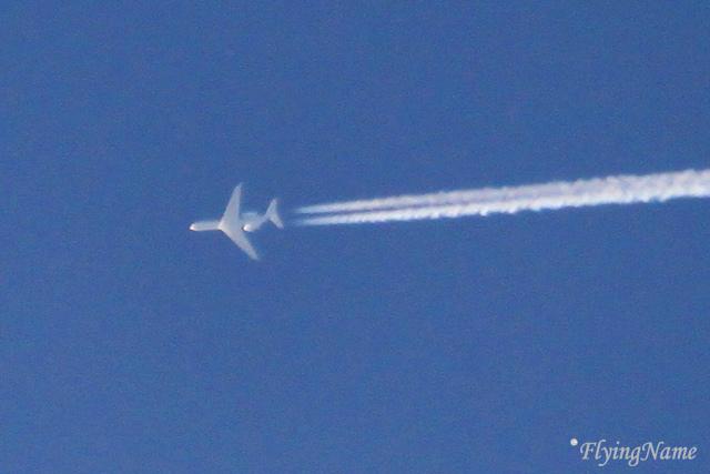 B-HHI (Gulfstream G550)