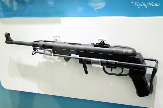 K-50M衝鋒槍