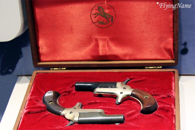 Colt 4th Derringer Pistol from 黃杰