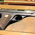 Colt Model 1908 Pocket Hammerless from 彭孟緝