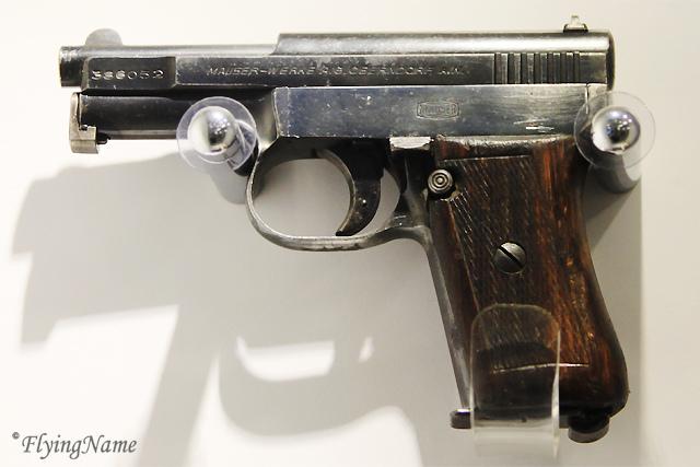 Mauser 1910 Pocket Pistol from 戴笠