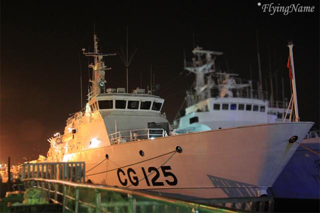 連江艦 CG-125