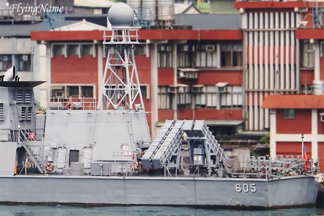 PGC-605 淡江艦