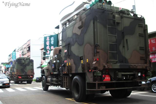 陸軍蜂眼雷達車