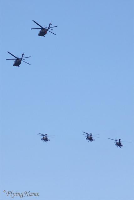 AH-64E & UH-60M