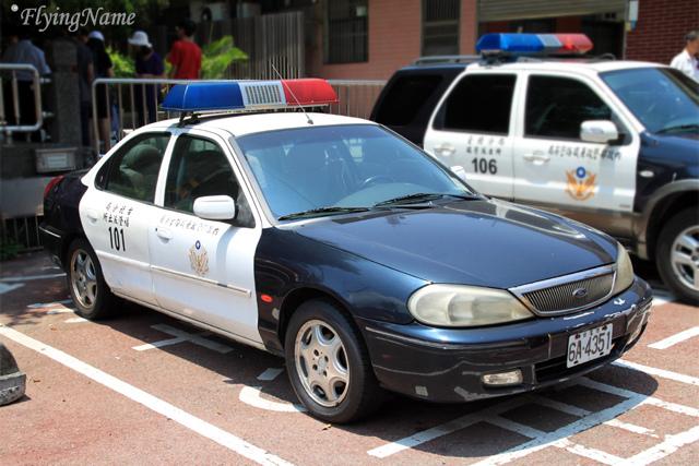鐵路警察局 Ford M2000