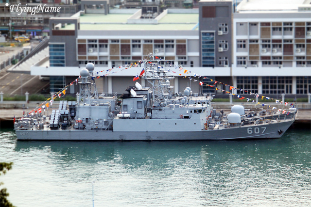 PGC-607 鳳江艦