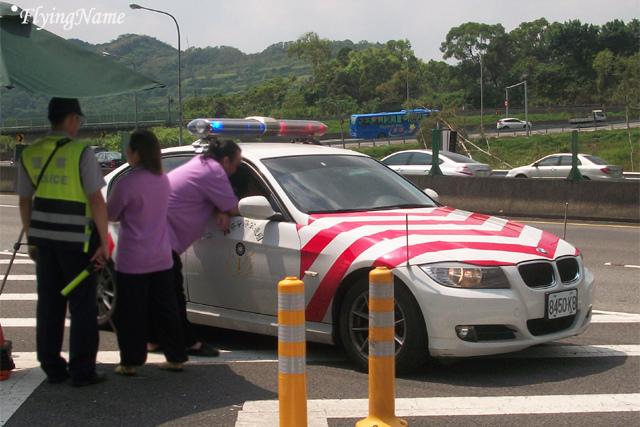 國道公路警察局 BMW E90 320i