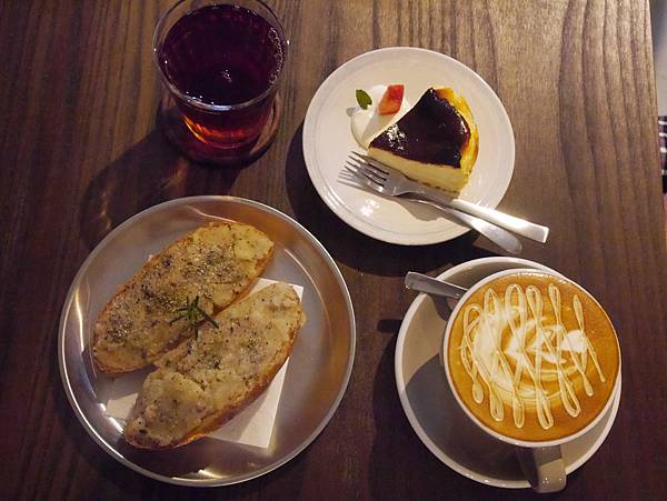 竹北咖啡下午茶甜點蛋糕 鹹食 歲月靜好 真的很安靜喔 (30).JPG