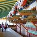 桑耶寺頂樓迴廊.JPG