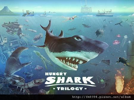 Hungry Shark Trilogy HD