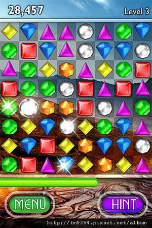Bejeweled 2 + Blitz
