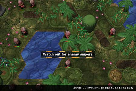 Great Little War Game HD Lite