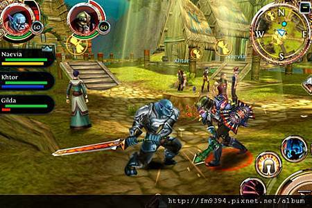 Order & Chaos© Online