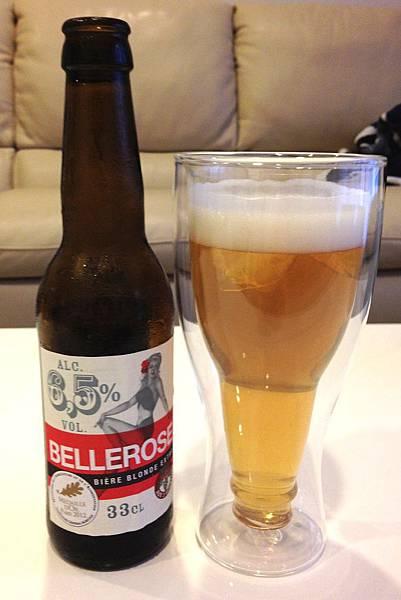 法國Bellerose啤酒 alc.6.5%