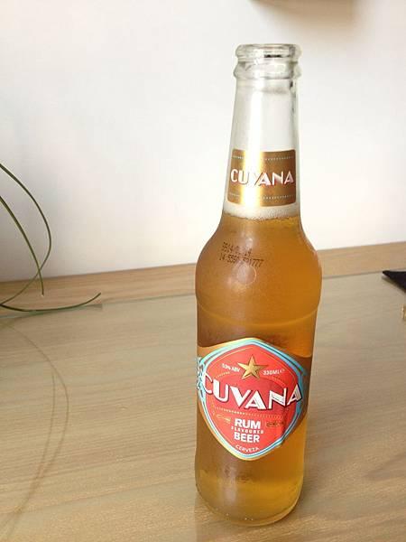 Cuvana Rum Beer 卡瓦娜蘭姆啤酒 alc.5.5%