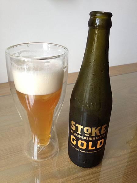 STOKE GOLD史托克金黃啤酒alc.4.5%