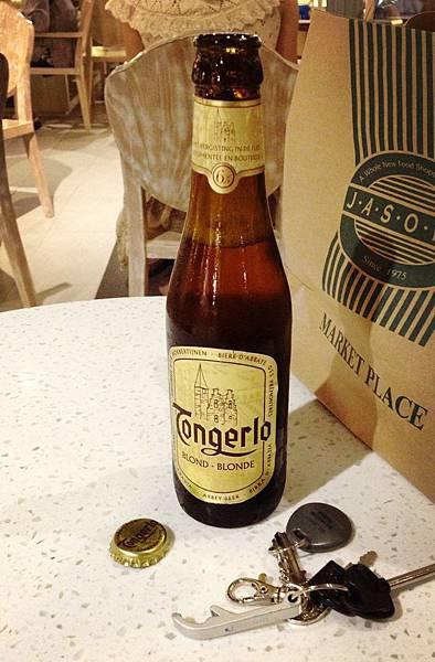 比利時Tongerlo修道院麥金啤酒 alc.6.5%