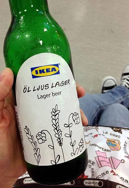IKEA ÖL LJUS LAGER BEER alc.4.7%