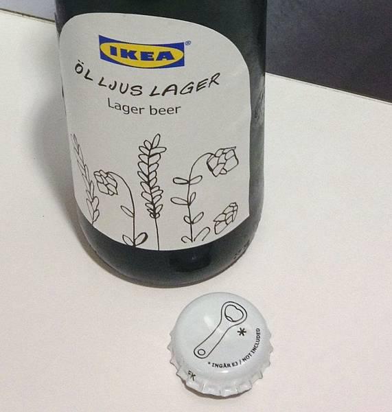 IKEA ÖL LJUS LAGER BEER