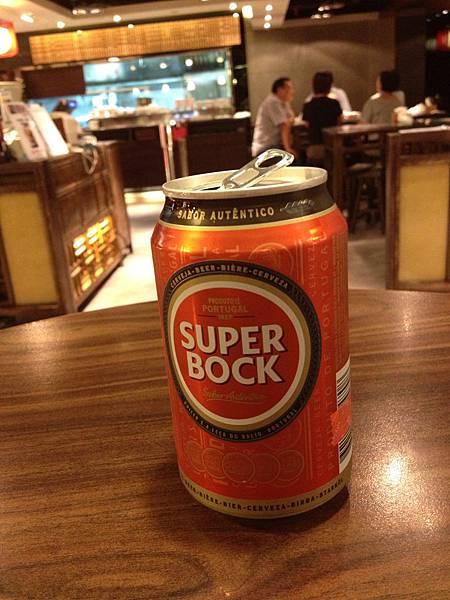 葡萄牙超級博克原味罐裝啤酒 alc.5.3%