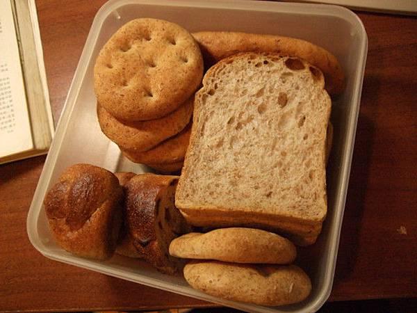 今日麵包盒20081017