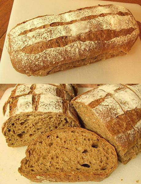 雜糧麵包20081117-1