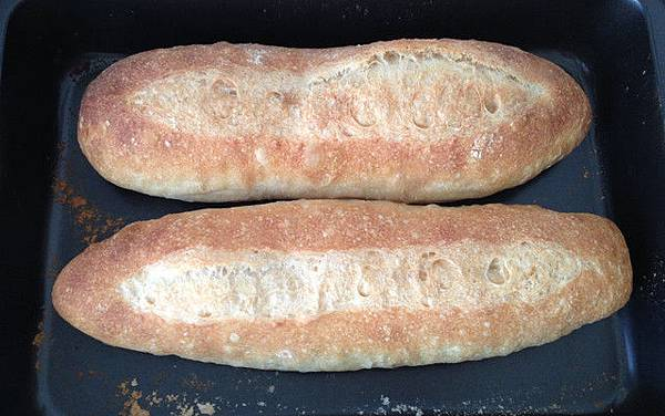 法國  烤焙完