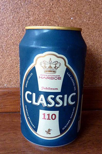 20101031-Harboe經典啤酒(家樂福買)
