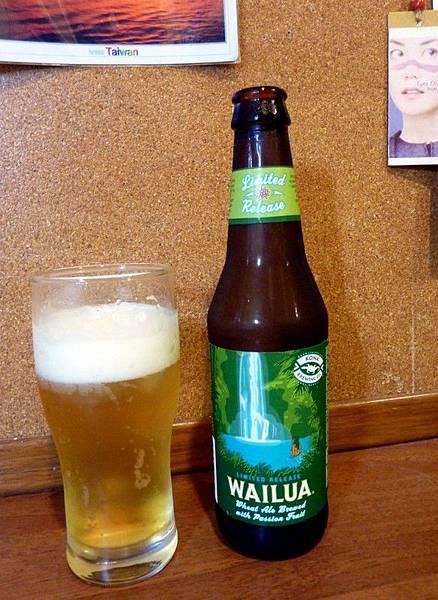 夏威夷熱帶百香果啤酒