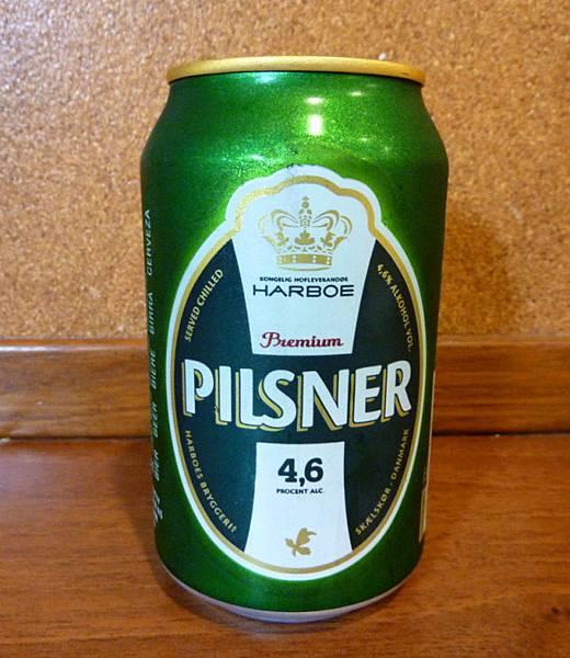 20100919-Harboe皮爾森啤酒 Alc 4.6%