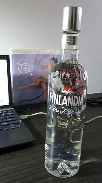 Finlandia Vodka芬蘭伏特加