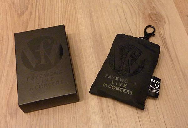 2011年王菲巡唱-購物袋