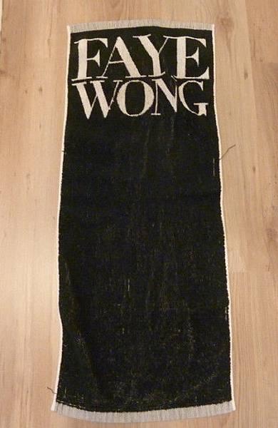 2004年菲比尋常台北演唱會-毛巾