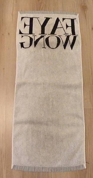 2004年菲比尋常台北演唱會-毛巾另一面