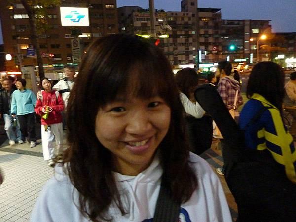 20100409 看起來完全就是小妹妹