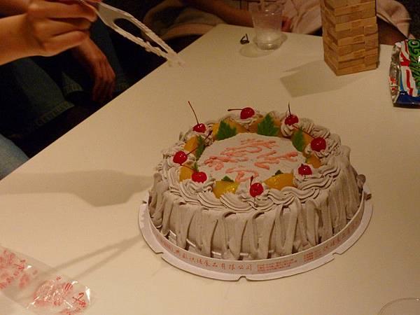 忘了說 這是紅葉蛋糕喔