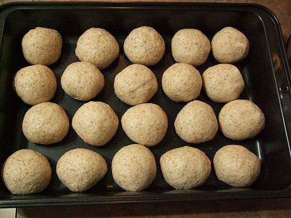 葡萄種天然酵母-全麥小麵包05