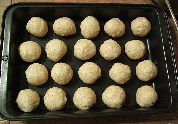 葡萄種天然酵母-全麥小麵包04