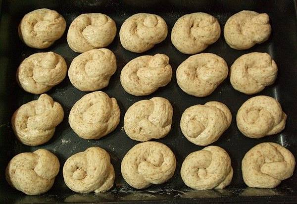 葡萄種天然酵母-全麥小麵包08