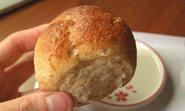葡萄種天然酵母-全麥小麵包13