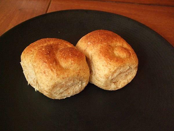 葡萄種天然酵母-全麥小麵包19