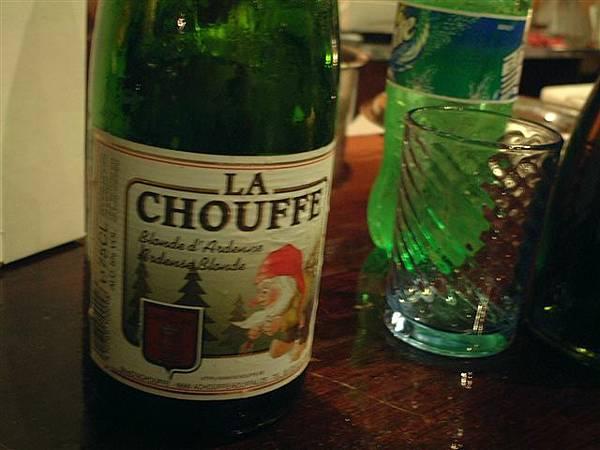 是這款的比利時啤酒