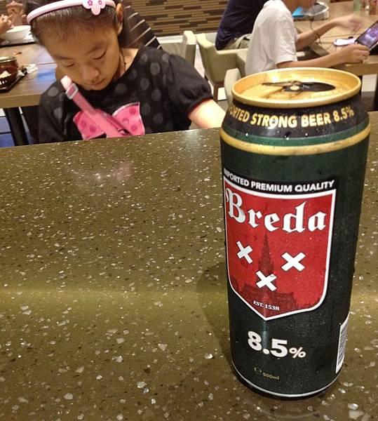 德國Breda烈啤酒 alc.8.5%