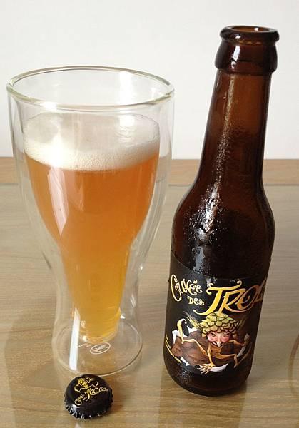 Cuvee Des Trolls Beer比利時妖精啤酒 alc.7%