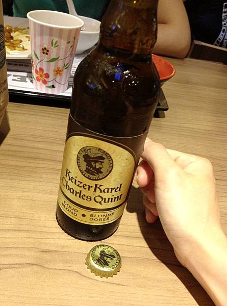 比利時Charles Quint麥金啤酒 alc.8.5%