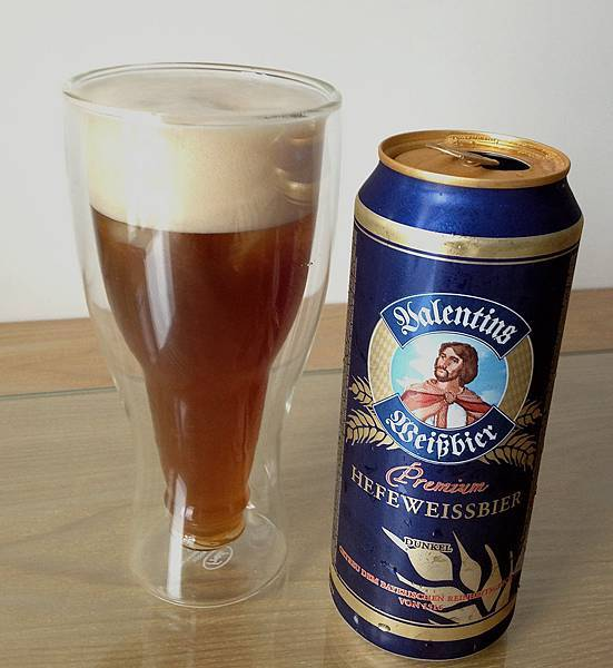 德國情人節Valentins黑啤酒 alc.5.3%