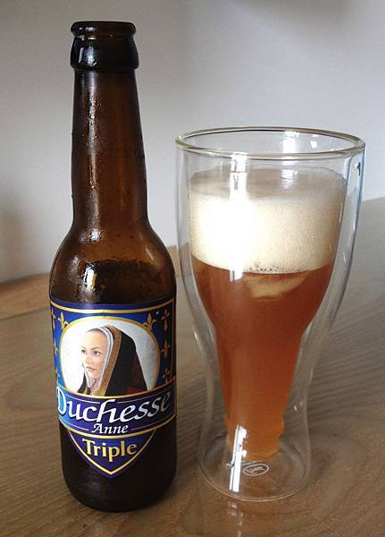 法國公爵夫人三重麥芽啤酒 alc.7.5%