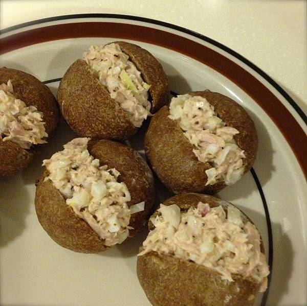 自家烘焙-雜糧小鮪魚