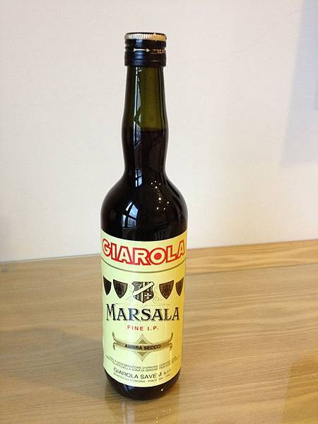 另一牌的Marsala Wine,650元。